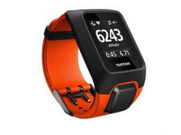 TomTom Smartwatch-Wintersport-Skiën