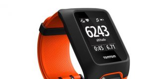 TomTom Smartwatch-Wintersport-Skiën